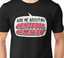 COMIC BOOKS! Unisex T-Shirt