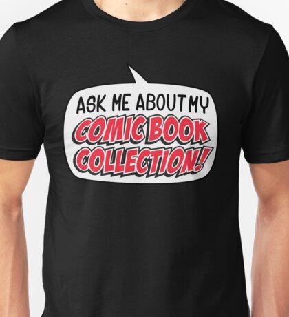 COMIC BOOKS! Unisex T-Shirt
