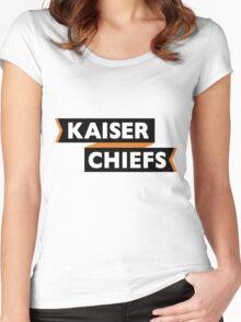 kaiser chiefs 2 Women's Fitted Scoop T-Shirt