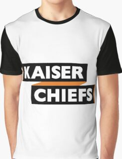kaiser chiefs 2 Graphic T-Shirt