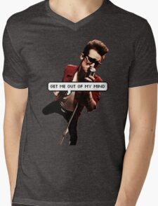 BRENDON URIE (2) TUMBLR Mens V-Neck T-Shirt