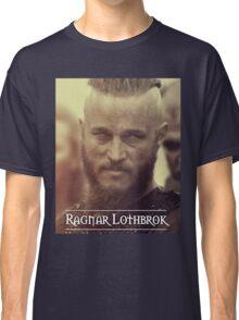 Ragnar Lothbrok - Vikings Classic T-Shirt