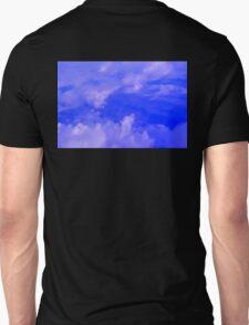 Aerial Blue Hues III  Unisex T-Shirt
