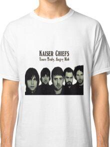 kaiser chiefs band Classic T-Shirt