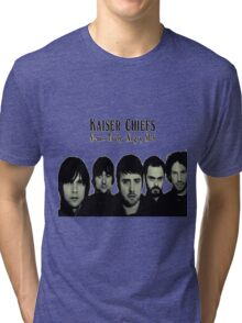 kaiser chiefs band Tri-blend T-Shirt