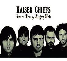 kaiser chiefs band Photographic Print