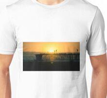Pismo Beach Sunset Unisex T-Shirt