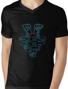 m 83 Mens V-Neck T-Shirt