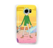 Breaking Rick Parody Samsung Galaxy Case/Skin