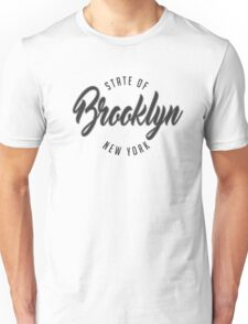 Brooklyn, New York Unisex T-Shirt