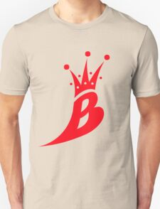 Lil' Kim The Queen Bee Collection Logo - Red  Edition Unisex T-Shirt
