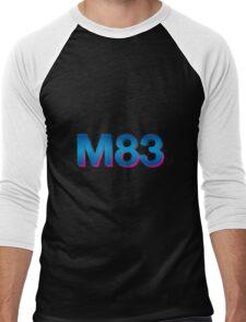 m 83 logo Men's Baseball ¾ T-Shirt