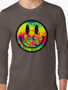 smiley Long Sleeve T-Shirt