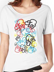 Pop Cats Women's Relaxed Fit T-Shirt