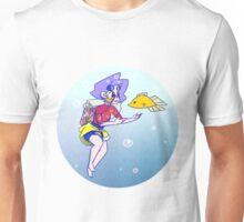 underwater fish adventure Unisex T-Shirt