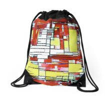 Seeing Red Drawstring Bag