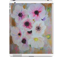 Anemones  iPad Case/Skin