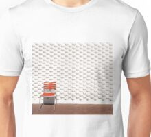 Gallery Wall and Chair Unisex T-Shirt