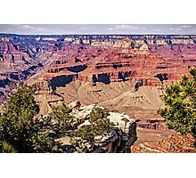 From the South Rim - Grand Canyon Arizona USA Photographic Print