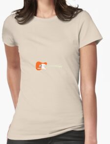 Caster Womens Fitted T-Shirt