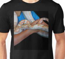 HAPPY PYTHON! Unisex T-Shirt