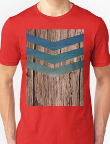 Wood and sea Unisex T-Shirt