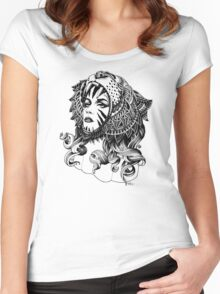 Tigress Women's Fitted Scoop T-Shirt