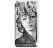 Queen hypocrisy iPhone Case/Skin