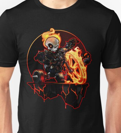 Hell on Big Wheel Unisex T-Shirt