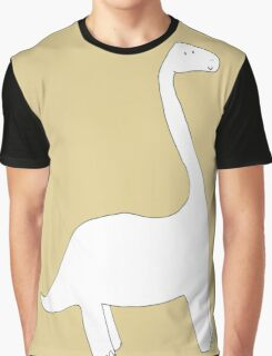 Brachiosaurus Graphic T-Shirt