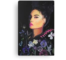 Beauty Exuded  Canvas Print