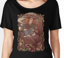 NOUVEAU FOLK WITCH Women's Relaxed Fit T-Shirt
