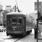 New Orleans Streetcar by Terri~Lynn Bealle