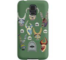 Tiki Crew Samsung Galaxy Case/Skin
