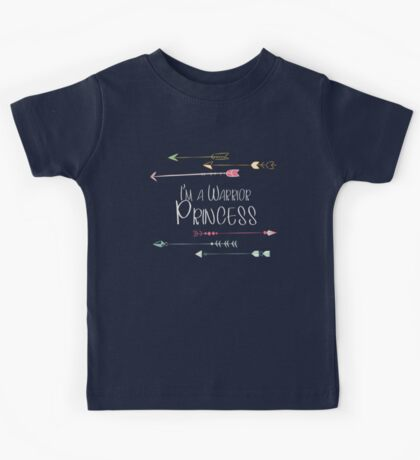 Warrior Princess Kids Tee