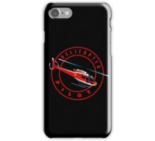 ASTAR Helicopter pilot iPhone Case/Skin