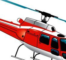 ASTAR Helicopter pilot Sticker