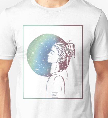 Blind Stars - HJS (Coloured) Unisex T-Shirt
