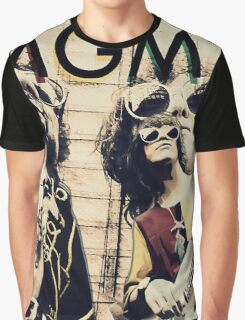 MGMT #4 Graphic T-Shirt