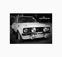 Ford Escort RS Rally Car: 1970s Retro Unisex T-Shirt
