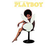 Playboy October 1971 Photographic Print