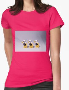 Single Lady Womens Fitted T-Shirt