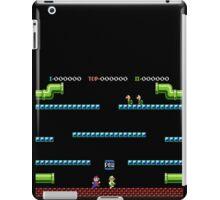 Mario Bros.  iPad Case/Skin