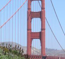 San Francisco Golden Gate Sticker