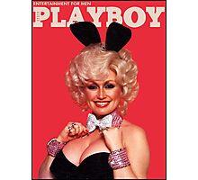 Playboy October 1978 Photographic Print