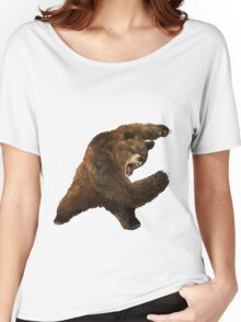 the bear1 Women's Relaxed Fit T-Shirt