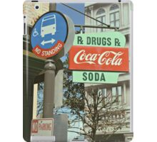 RxDrugs & Coca Cola iPad Case/Skin