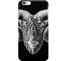 Ram Head iPhone Case/Skin