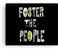 foster the people Canvas Print