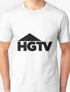 HGTV logo Unisex T-Shirt